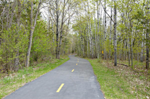 Home to 4,900 acres of recreational bliss, and just in the shadow of Hayden Hills, Elm Creek Park is an outdoor haven and features activities for all seasons - including biking, running, swimming, playing, skiing, tubing, a nature center and more!!