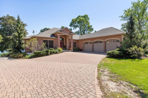 Custom built, this all brick home has been meticulously maintained.