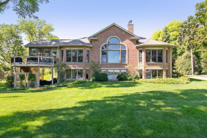 With commanding curb-appeal, this beautifully crafted home is sure to please.