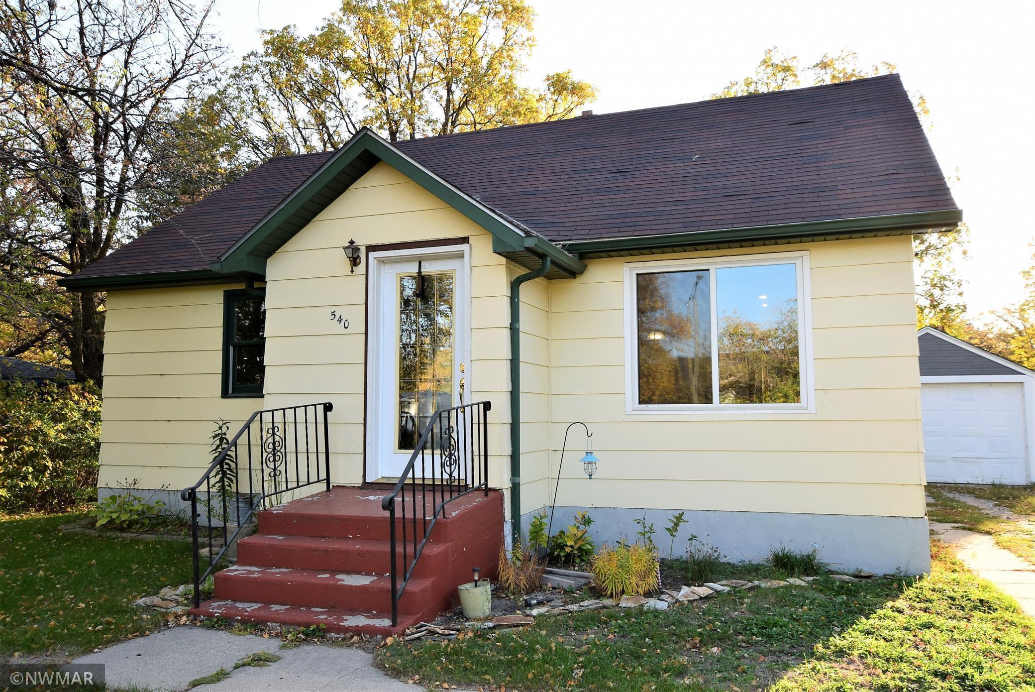 540 Main Street N, Greenbush, MN 56726