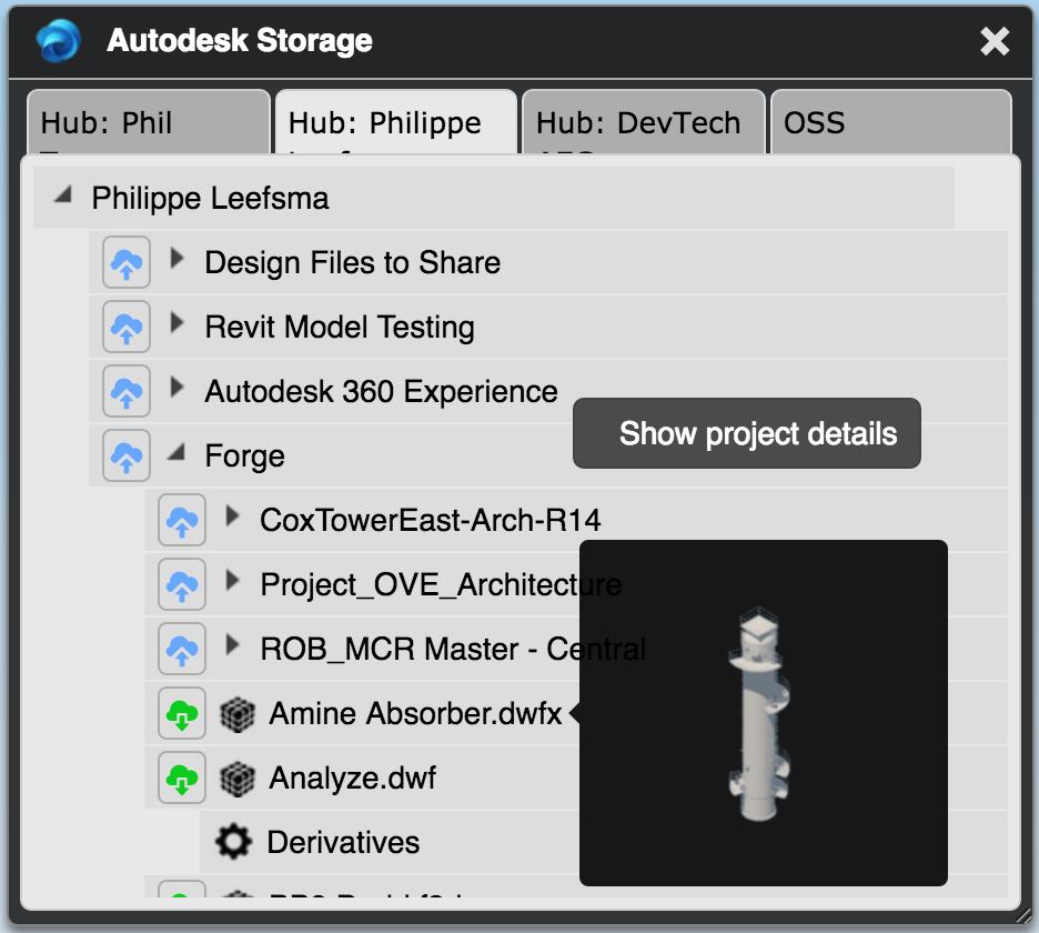 Forge Data Management Api Upload Download Manage Your Design