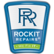 RockIT Repairs White Footer Logo