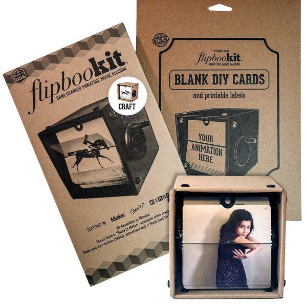 FlipBooKit Flip book DIY craft gift animation custom