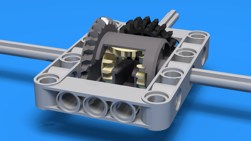 FLLCasts   Differential