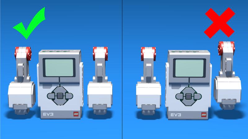 align your motors