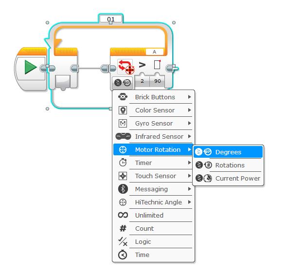 Fllcasts-LEGO-Ev3G-Software-Rotation-Sensor-Loop