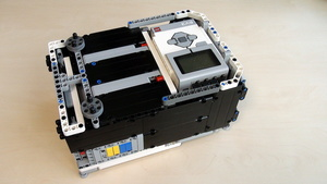 Image for Box Robot for Robotics Competitions. Introduction