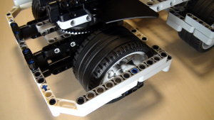 Image for BigDaddy Competition Robot (Part 5 - Power to Rear Wheels)
