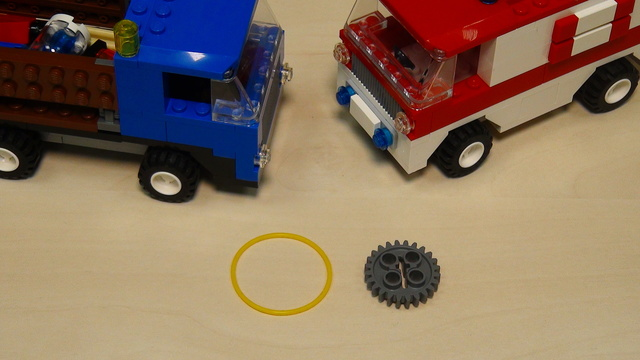 Image for Ambulance and Truck Robot Attachment