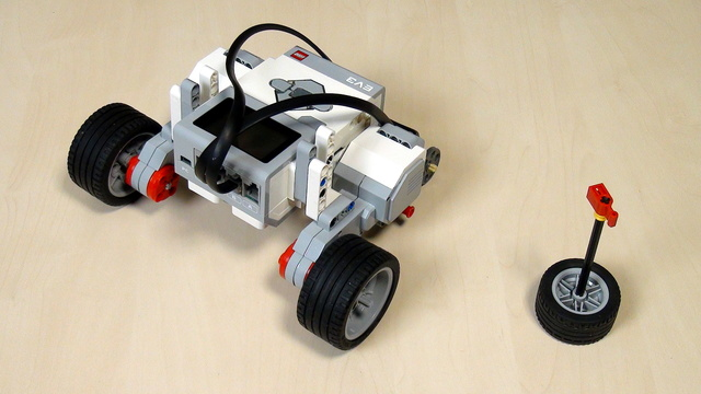 Image for EV3 Phi. Task for turning. Try it yourself.
