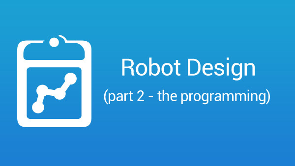 Image for Judging FLL Robot Design (part 2 - the programming)