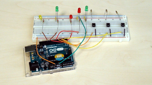 Image for Arduino Basic Course. Introduction