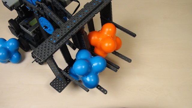 Image for VEX IQ Crossover. Two degrees of freedom introduction
