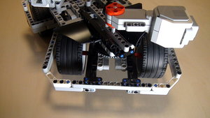 Image for Correct position of motors on BigDaddy Competition Robot (Part 8)