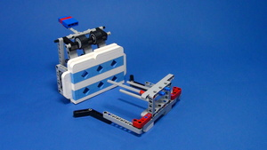 Image for Attachment that mechanically aligns to a mission model - Cloud Challenge from FLL World Class