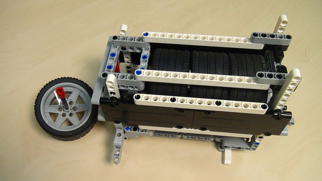 Image for Physics in LEGO Mindstorms: Energy Accumulation and Conservation