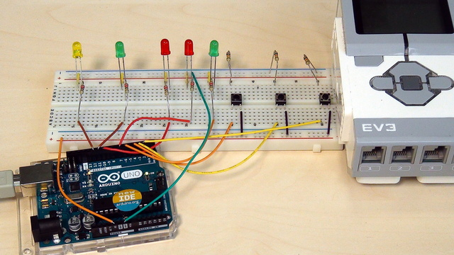 Image for Arduino Basic Course. Who is it for?