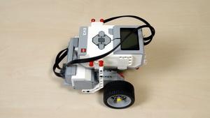 Image for EV3 Phi. Building Castor Bot. Intro