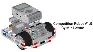 Image for Improving the EV3 Competition Robot by Mic Lowne