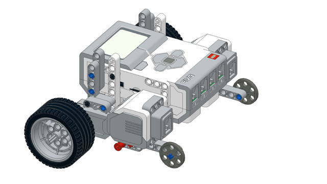 Image for EV3 Phi. Introduction to robotics with LEGO Mindstorms