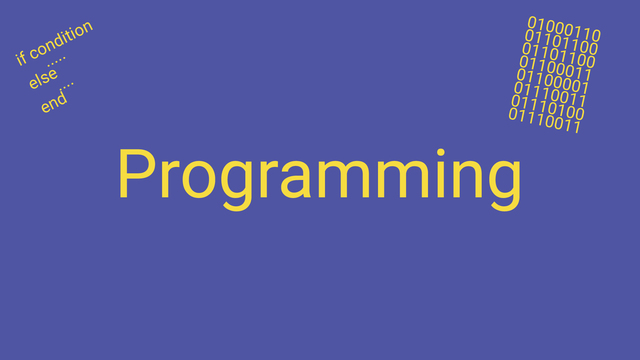 Image for Programming