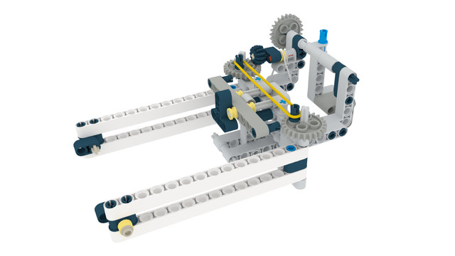 Image for Ambulance and Truck Robot Lifting Attachment