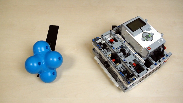 Image for Hardcode read of calibrated value for Light/Color LEGO Mindstorms sensors