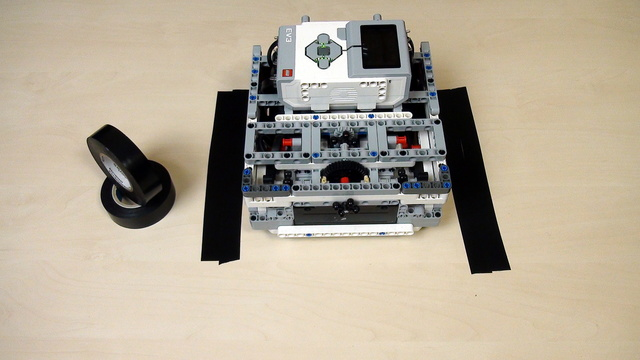 Image for Blocks Package for Advanced Calibration of LEGO Mindstorms EV3 Color/Light sensors
