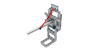 Image for Mindstorms attachment with rubber band