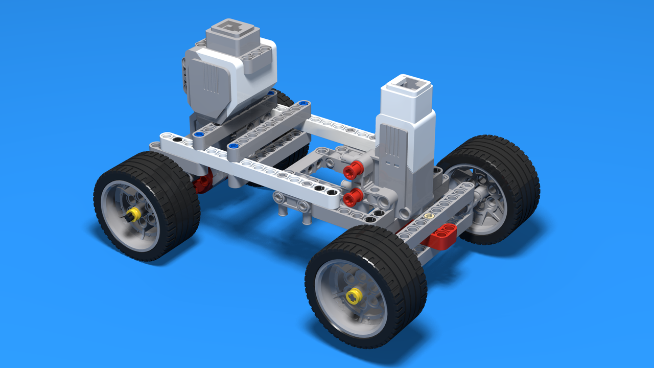Image for Кормилна уредба за ЛЕГО Mindstorms