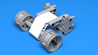Image for Ugbroid - Modular EV3 LEGO Car - Part 4 version 1
