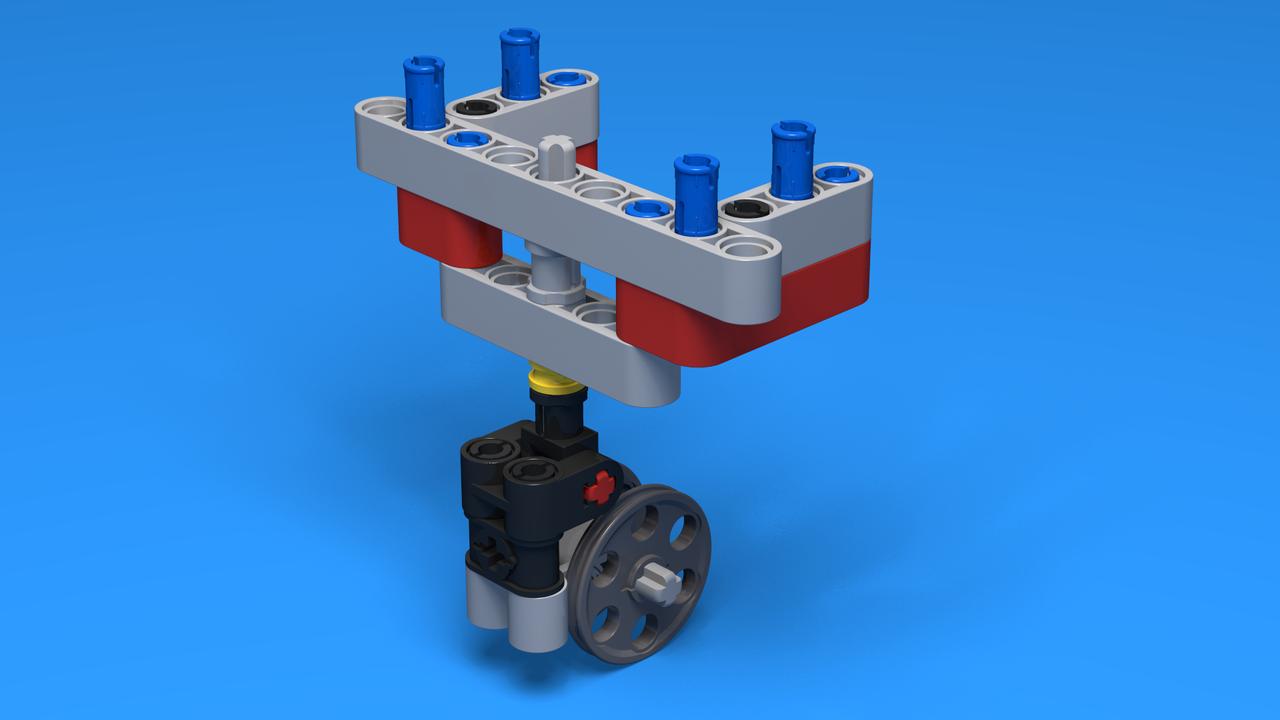 Image for Ugbroid - Modular EV3 LEGO Car - Part 4 version 2