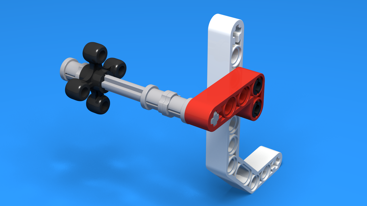 Image for Box Robot - one more active attachment