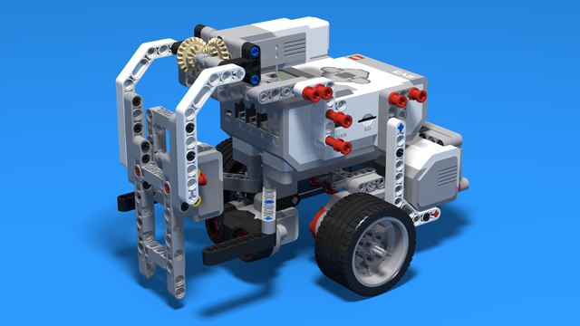 Image for Robotics with LEGO - Level D2