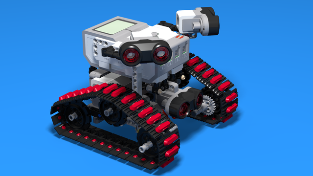 Image for Robotics with LEGO - Level 4.0 - Kinesthetic and Memory Game (in development)