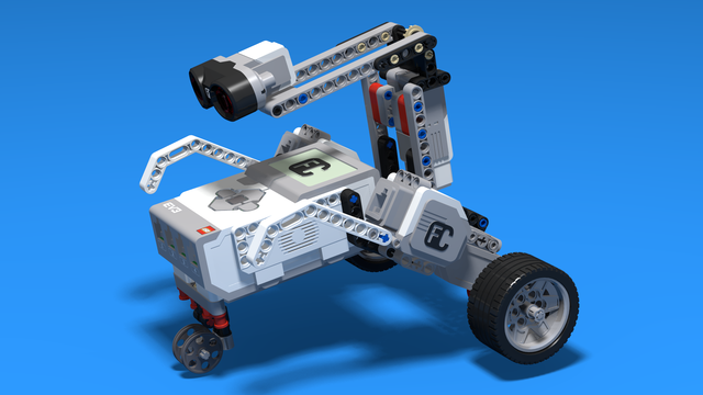 Image for Robotics with LEGO - Level B1