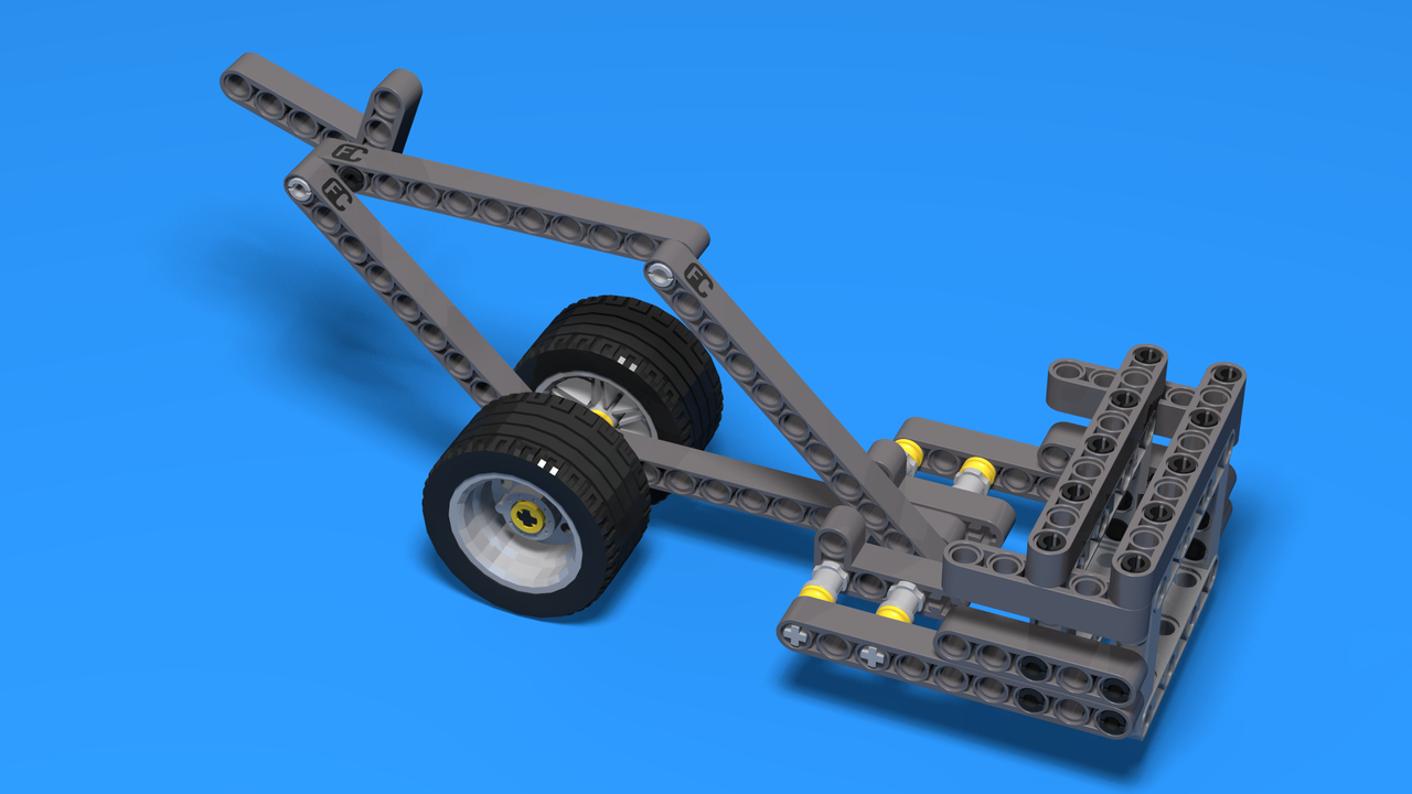 Image for Heavy lifting detachable attachment for the Senior Solutions Competition