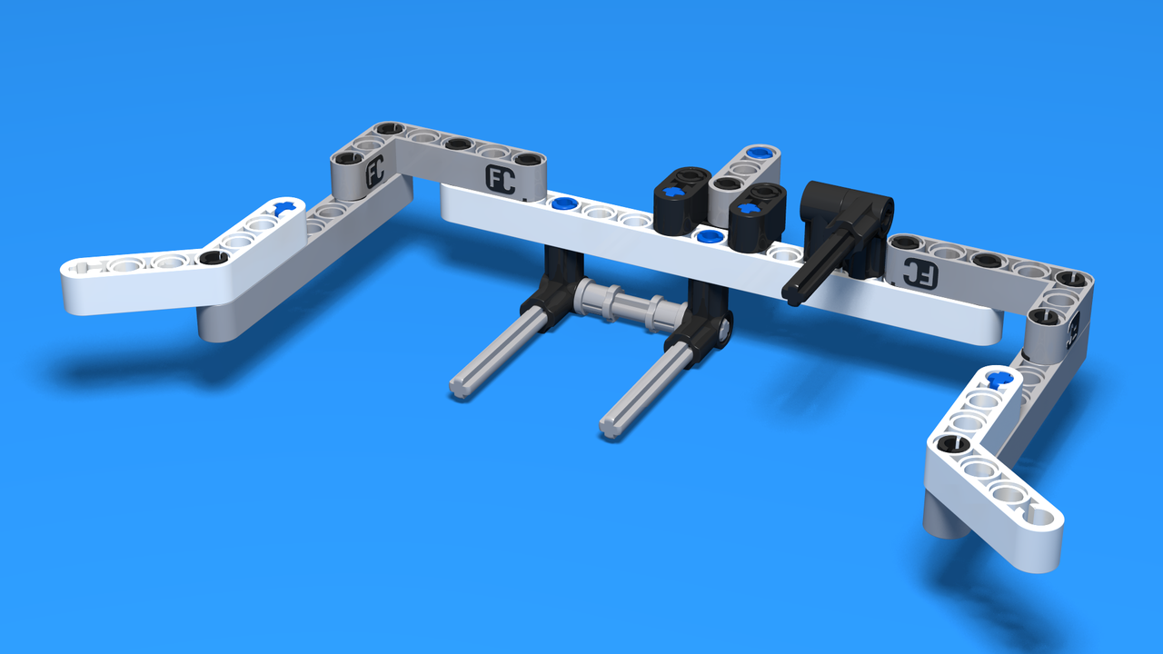 Image for Passive Attachment for mechanical alignment