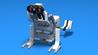 Image for Жаба бот - ЛЕГО Mindstorms робот, който подскача