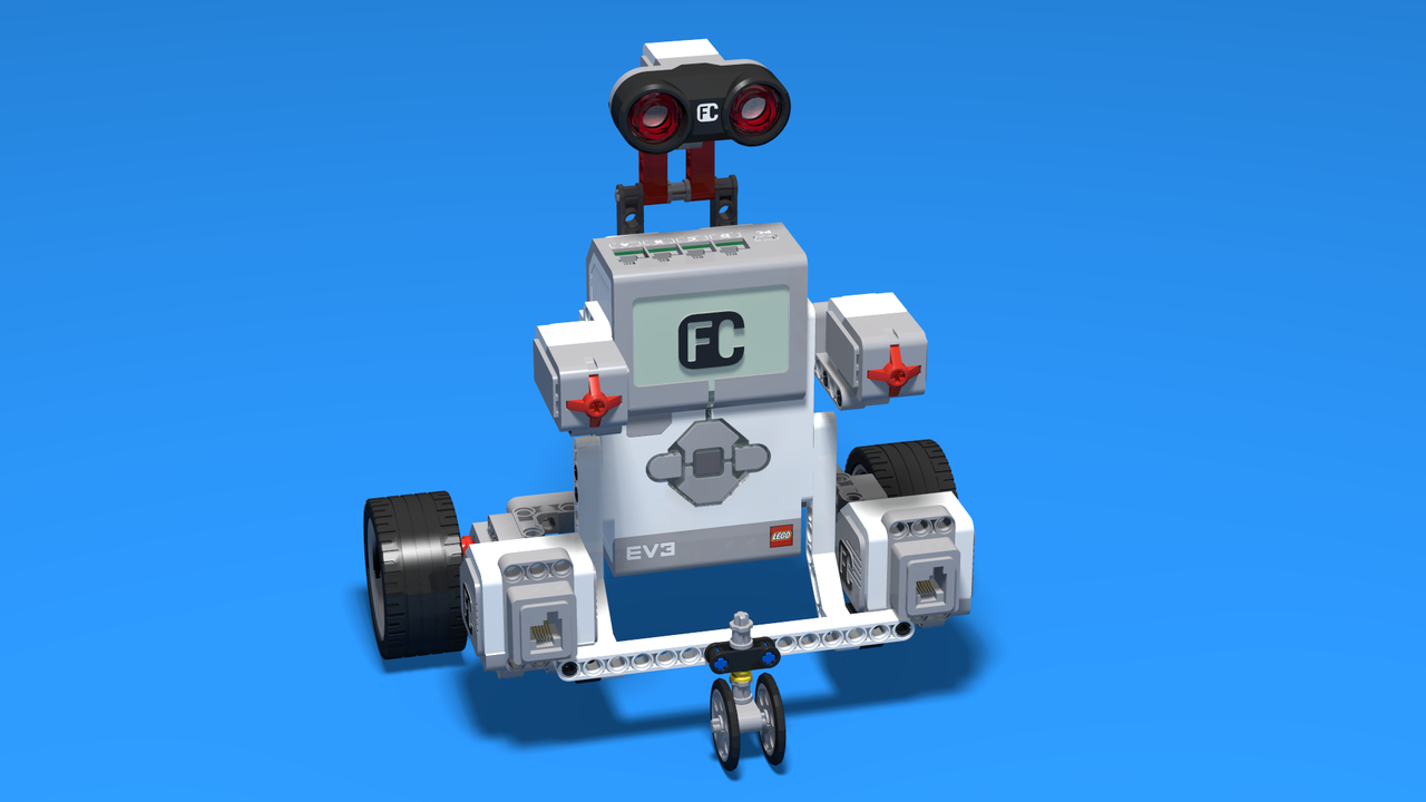 Image for Spy Bot - LEGO Mindstorms EV3 Robot used as a spy