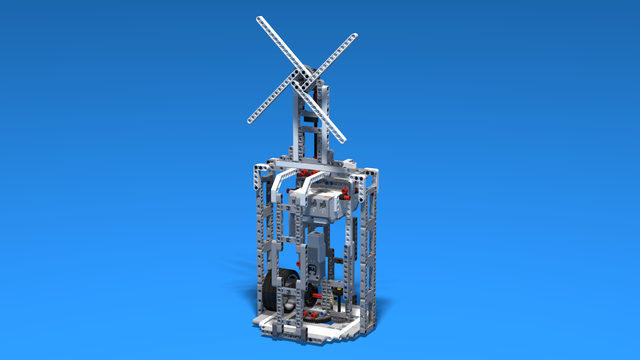 Image for Windy - LEGO Mindstorms EV3 Windmill robot