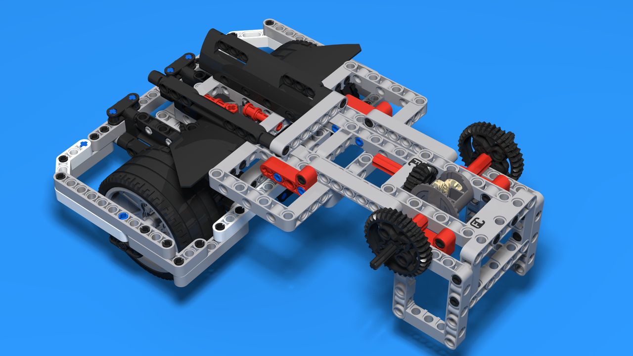 Image for BigDaddy Competition Robot - Part3