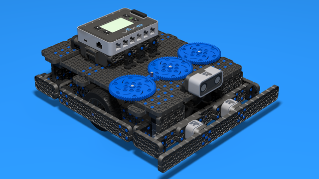 Image for VEX IQ Robotics Competition