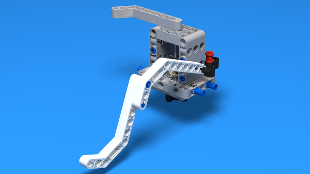 Image for Box Robot Two Left Side attachment with locking