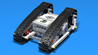 Image for Iqazator - EV3 Tank with Treads and the strange look of a racing car