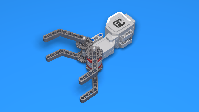 Image for LEGO Mindstorms Grabber v2