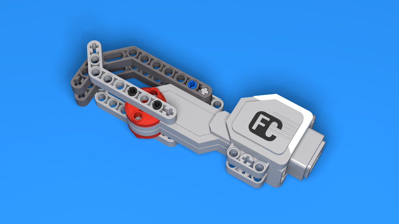 Image for LEGO Mindstorms Grabber