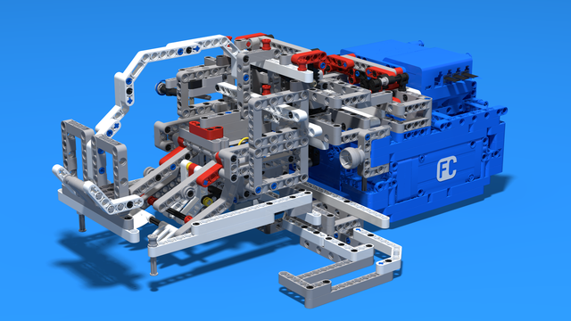 Image for FLL 2017: Large Multi-purpose Attachment for Robot Game Missions (01), (06) and (08)