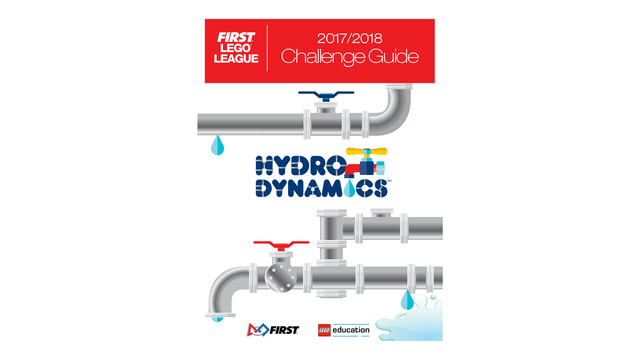 Image for FIRST LEGO League Hydrodynamics 2017-2018 Robot Rules