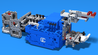 Image for FLL 2017: Attachment To Accomplish The Hydrodynamics Flower (13), Fire (15) And Water Collection (16) Robot Game Missions